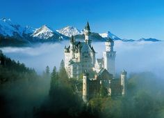 Herts Holistic: November 2011.  Neuschwanstein Castle, Bavaria, Germany, constructed 1869-1892.