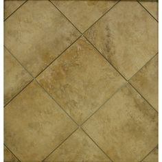 Style Selections 12-in x 12-in Mesa Beige Glazed Porcelain Floor Tile Lowes