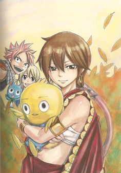 Eclair & Momon - Fairy Tail Movie This freaking move killed my FEELS!