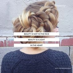 #hair #beauty #quote