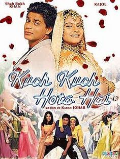 Kuch Kuch Hota Hai.....one of the biggest Bollywood movies ever; loved it!!