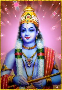 """♥♥ GOVINDA ♥♥ Shri Krishna said: """"Those who always worship Me with exclusive devotion, meditating on My transcendental form—to them I carry what they lack, and I preserve what they have.""""~Bhagavad Gita as it is 9.22 Read or listen to """"Bhagavad Gita as it is"""" online: http://gitopanishad.com/"""