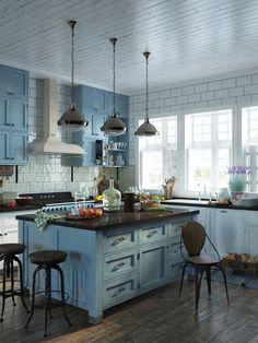 Provence kitchen - Галерея 3ddd.ru