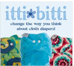 Kelly's Closet- different brands of cloth diapers