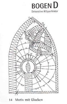 Dekorative Klöppelbilder - serena stella - Picasa-verkkoalbumit Crochet Bird Patterns, Bobbin Lace Patterns, Lace Candles, Fabric Stiffener, Bobbin Lacemaking, Lace Heart, Point Lace, Lace Jewelry, Needle Lace