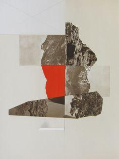 Julie Wolfe, collage