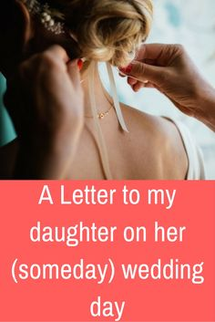 119 Best Letter to my Daughter images in 2019 | Letter to my