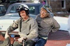 Dumb & Dumber - ALWAYS makes me laugh!