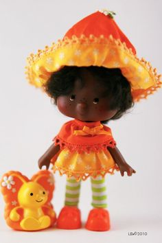 Image result for strawberry shortcake original dolls
