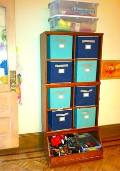 Playroom Organizing: Ideas That Actually Last!