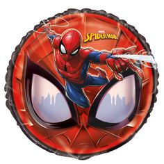 Spiderman Balloon   Spiderman Themed Party Supplies   #Spiderman #SpidermanParty #Spidermanthemedparty #Spidermanpartysupplies #Spidermanbirthday #MarvelAvengers #Avengers #Superhero #Marvel Comics