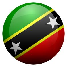 Saint Kitts Nevis And Anguilla The Most Northerly Island Of Leeward Chain Incorporated With British Virgin Islands In