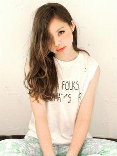 ヘアーサンディ hair SUNDY ★大人ルーズ『外国人風』 セクシーwave SEMI LONG★