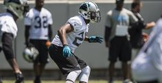 from Carolina Panthers  Veteran CB Antoine Cason is quickly impressing the #Panthers coaching staff during OTAs.