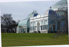 Botanical Garden in Buffalo