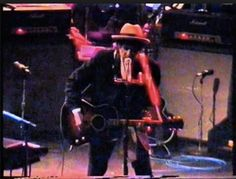 February 12, 1991 - Bob Dylan - Hammersmith Odeon, London, England (Live Concert)