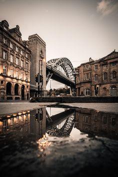 Tyne Bridge, Newcastle.