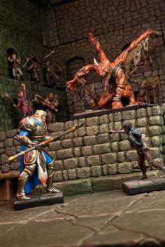 Dungeon Saga: The Dwarf King's Quest by Mantic Games — Kickstarter