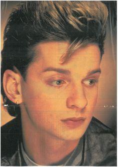 "Depeche Mode ""Boys Keep Swinging"" article #1"