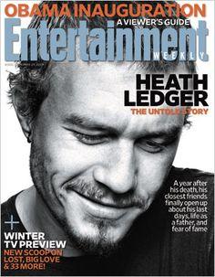 Heath Ledger.