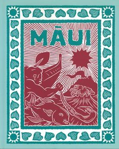 Maui, the Mischief Maker This largely Hawaiian version of the stories of the Demigod Maui, is based on the Kumulipo, the ancient Hawaiian creation chant that tells how the world and everything in it was made. Told with careful attention to authenticity, Maui:The Mischief Maker describes Maui as a keiki 'eu, or rascal child, whoi was always getting into mischief and angering the Gods. Maui's exploits, filled with fantasy and surprise, begin with his mysterious birth, unruly infa Wake Island, Federated States Of Micronesia, Easter Island, Solomon Islands, Papua New Guinea, Popular Culture, Tahiti, Oahu, Mythology