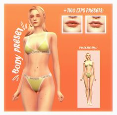 holistic simmer — 1 body preset + 2 lips presets female only . Informations About holistic simmer — 1 body preset + 2 lips presets female only . Sims 4 Cc Eyes, Sims 4 Mm Cc, Sims Four, Sims New, Sims 4 Teen, Make Up Geek, Sims 4 Mods Clothes, Sims 4 Clothing, Sims 4 Body Mods