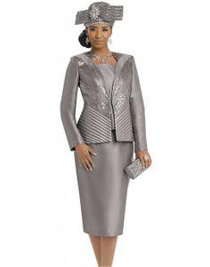 3 Pc Jacket/Cami & skirt set 5551