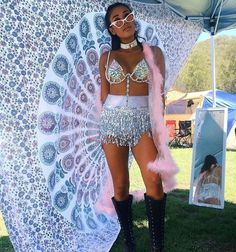 965927d378683c Festival fashion goals  festivalfashion  festivalvibes  festival   festivalwear