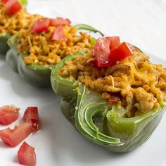 Recipe: Skinny Taco Stuffed Peppers | Skinny Mom | Where Moms Get the Skinny on Healthy Living