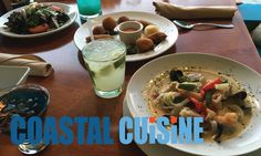 In the most recent segment of Coastal Cuisine, join host Michael Sprouse and the C.C. crew as they go for the exotic and colorful tastes of Brazil when they visit restaurateur Meg Hudson for dinner and drinks at Lula Brazil located in Rehoboth Beach, Delaware.
