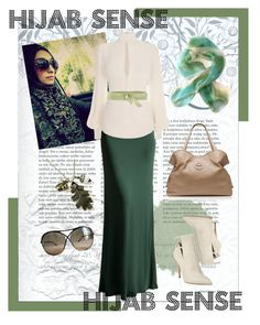 """Untitled #111"" by hijab-sense ❤ liked on Polyvore featuring Azules, Alexander McQueen, Yuh Okano, Gianvito Rossi, Tory Burch, Strenesse Gabriele Strehle and Tom Ford"