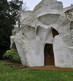 andré bloc, sculpture-habitacle 2, meudon, paris, france 1964