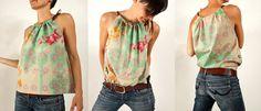 DaWanda DIY-Special: Damentop und Kinderkleid von chamue* | DaWanda Blog