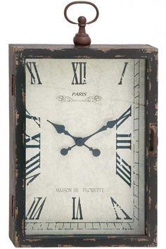 gunner metal wall clock analog clock large wall clocks oversized wall clocks