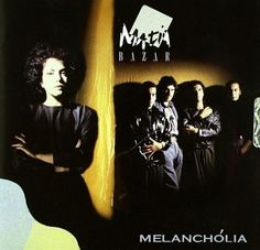 Matia Bazar - Melanchólia GER 1986 Lp vg+
