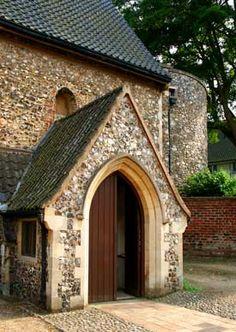 St Julian's Church, Norwich, England