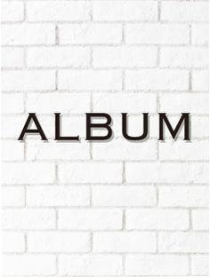 アルバム シブヤ(ALBUM SHIBUYA)ALBUM'S Hair