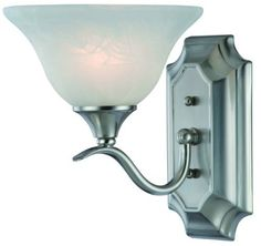 Hardware House H10-4517 Dover Single Bath Light or Wall Fixture, Satin Nickel by Hardware House. $27.28. Amazon.com                     Hardware House's Dover single-light wall-mount light fixture features an Art Deco design and is available in a satin nickel finish with alabaster glass (view larger).     It's also available in an oil-rubbed bronze finish with amber glass (view larger).  The Hardware House Dover single-light bathroom wall fixture is available in two finishes