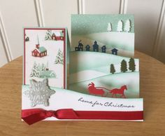 Image result for step card christmas