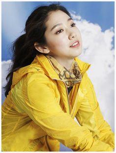 Park Shin Hye's 10 most strikingly beautiful ads