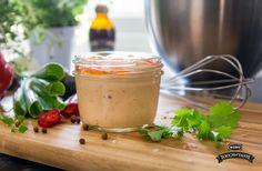 Chili- och limesås till sommarens grillmat