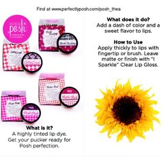 PERFECTLY POSH Natural Based Pampering Products! We offer bath and body products such as body butters, lotions, body scrubs, lip balms, lip scrubs, skin care, and much more! Visit www.perfectlyposh.com/posh_thea to shop online! My online shoppers get thrown into a monthly drawing for a free item! So make sure to shop at my perfectly posh store, my consultant ID# is 10063! Also make sure to check out our clearance, vegan, and detox products! Join   @ www.perfectlyposh.com/posh_thea/join