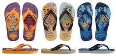 Patrick Star, Spongebob Squarepants, Bff, Flip Flops, Product Launch, Footwear, Pairs, Sandals, Collection