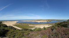 360º Virtual Visit to Praia da Lagoa de Melides, Portugal - via www.visitasvirtuais.com