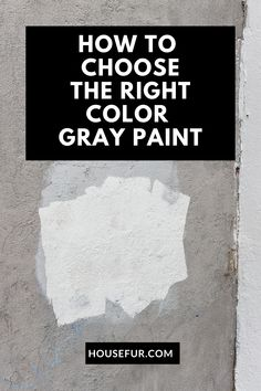 How do you find the perfect shade for your walls? Do you want a light grey or charcoal grey? A blue-ish grey or yellowish-ish grey? Interior Inspiration, Design Inspiration, How Do You Find, Choose The Right, Struggle Is Real, Grey Paint, Paint Colors, Charcoal, Walls