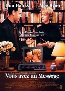 Vous avez un message (1999) - Films de Lover, films d'amour et comédies romantiques.
