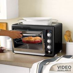 Food Network Countertop Convection Oven Food Network