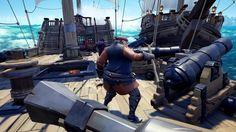 Rare製作組旗下冒險遊戲《盜賊之海(Sea of Thieves)》預計將在明年正式發售,目前遊戲還處在al... #冒險 #SeaOfThieves #Switch #微軟 #盜賊之海