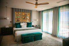 {Casando no Caribe} Sanctuary Cap Cana Sanctuary Cap Cana, Resort All Inclusive, Suites, Curtains, Bed, Furniture, Home Decor, Rattan Furniture, Luxury Condo