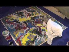 COBRA (painting) - YouTube